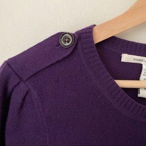 Diane Von Furstenberg Sweaters - Diane von furstenberg cardigan size S
